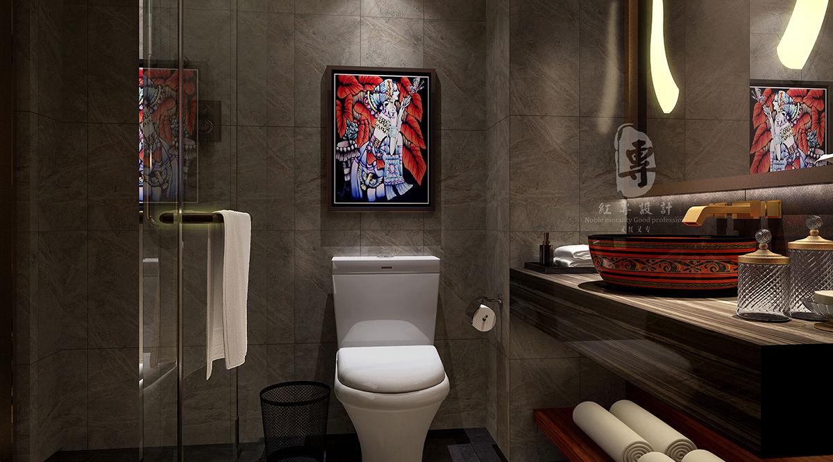 欧宝娱乐提现客房卫生间