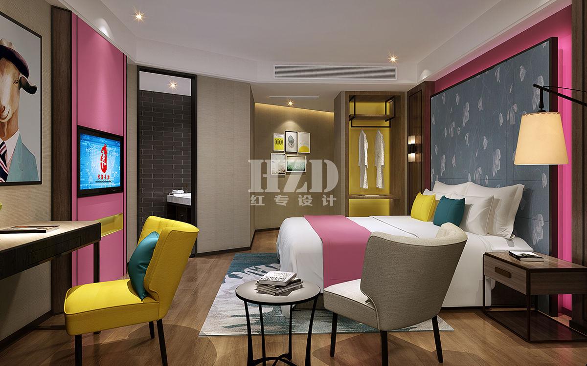 酒店设计概念